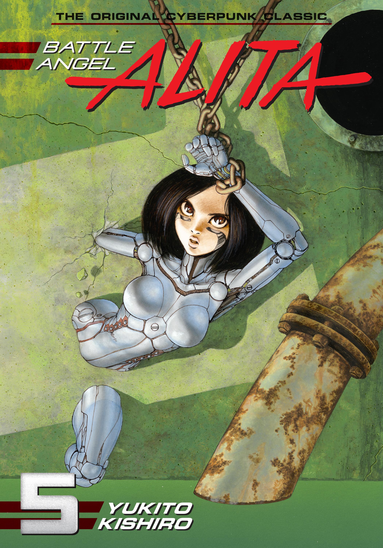 Battle Angel Alita - Kodansha Comics
