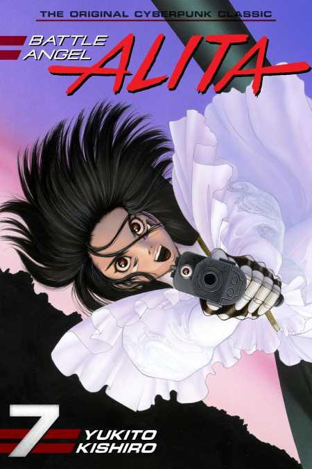 Battle Angel Alita Kodansha Comics