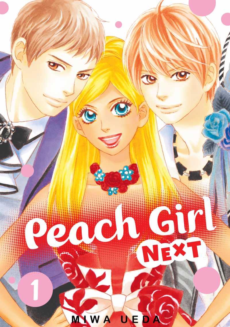 Peach girl next
