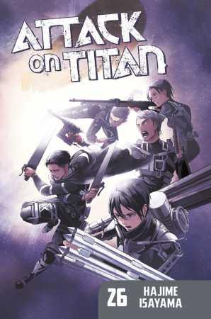 attack on titan crunchyroll manga