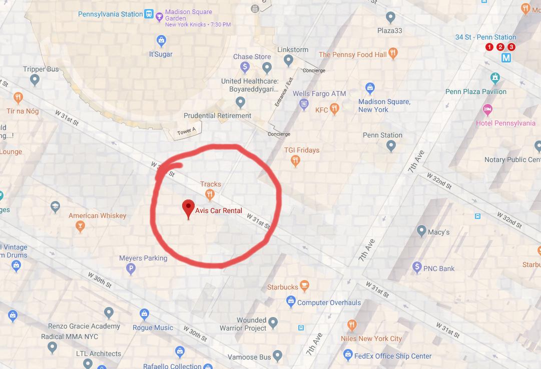 Madison Square Garden: Attack On Titan Mural X Photo Contest #AOTinNYC