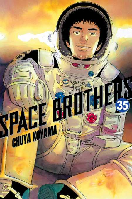 Space Brothers, 35