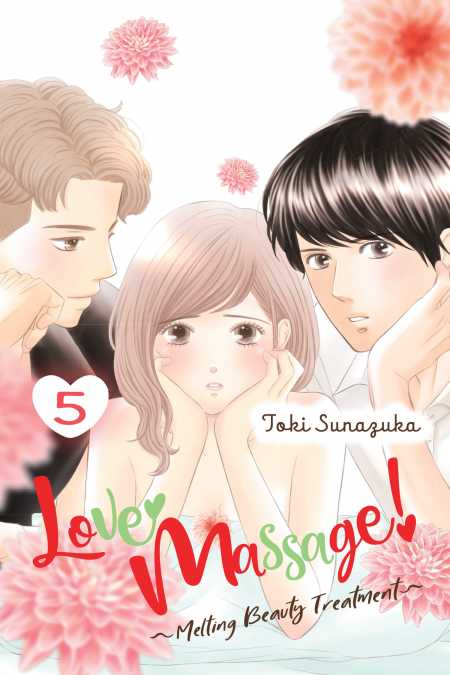 cover for Love Massage: Melting Beauty Treatment, 5