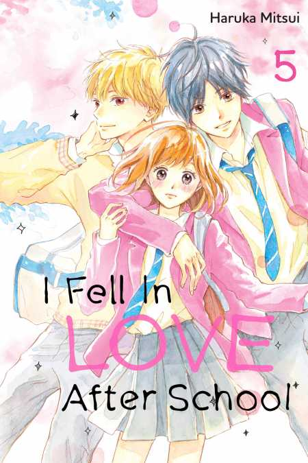 cover for I Fell in Love After School, 5