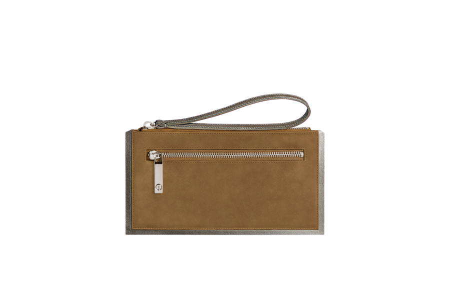 Wristlet Suede for Fall