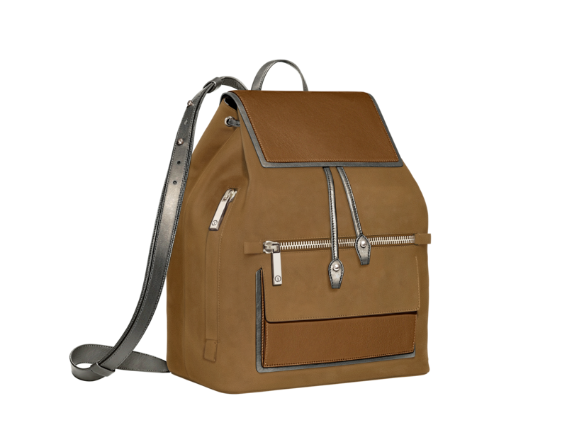 Backpack Suede for Fall