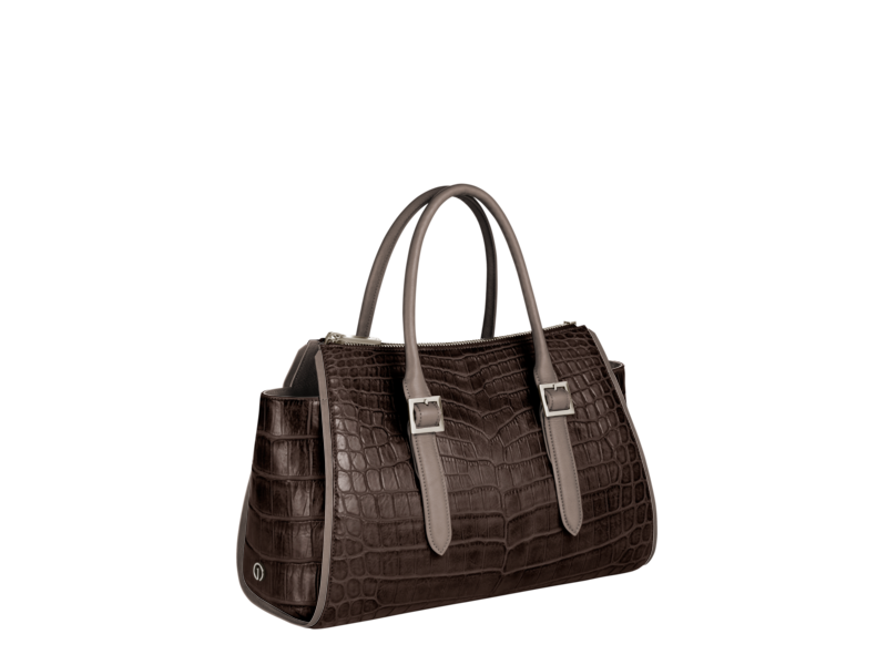 Satchel Nile Crocodile