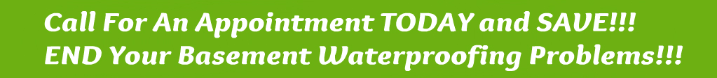 We Offer Basement Waterproofing Solutions in Annapolis MD