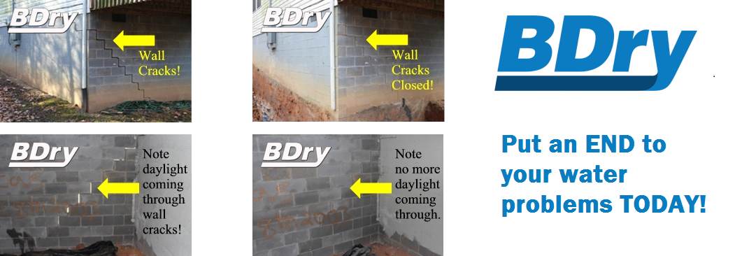 BDry Foundation Repair Service Center