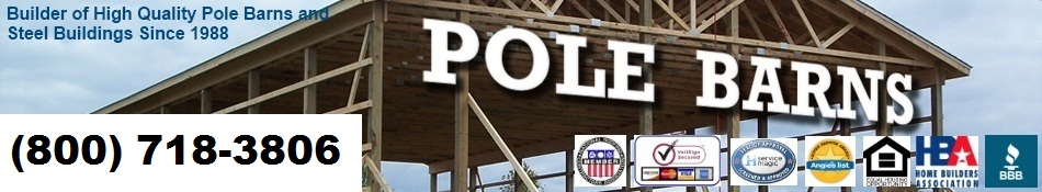 Alabama Pole Barn Builders - We Build Pole Barns