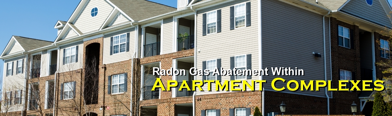 Multifamily Radon Taylors South Carolina