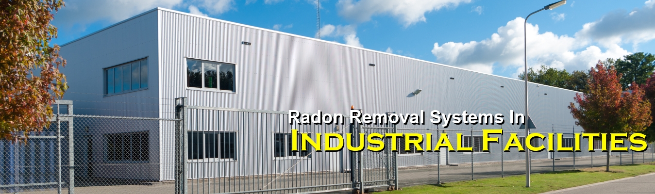 Industrial Radon Removal New York NY