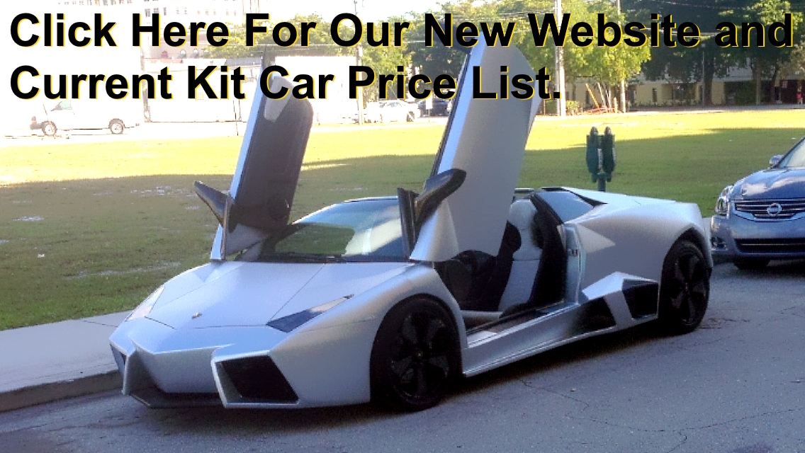 Lamborghini Replicas and Kit Cars
