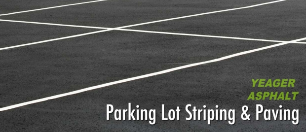 Asphalt Repair Parking Lots