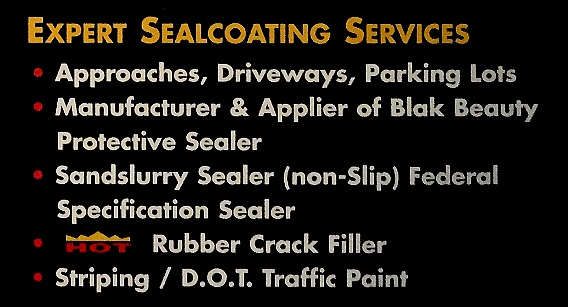 Asphalt Seal coat Pricing