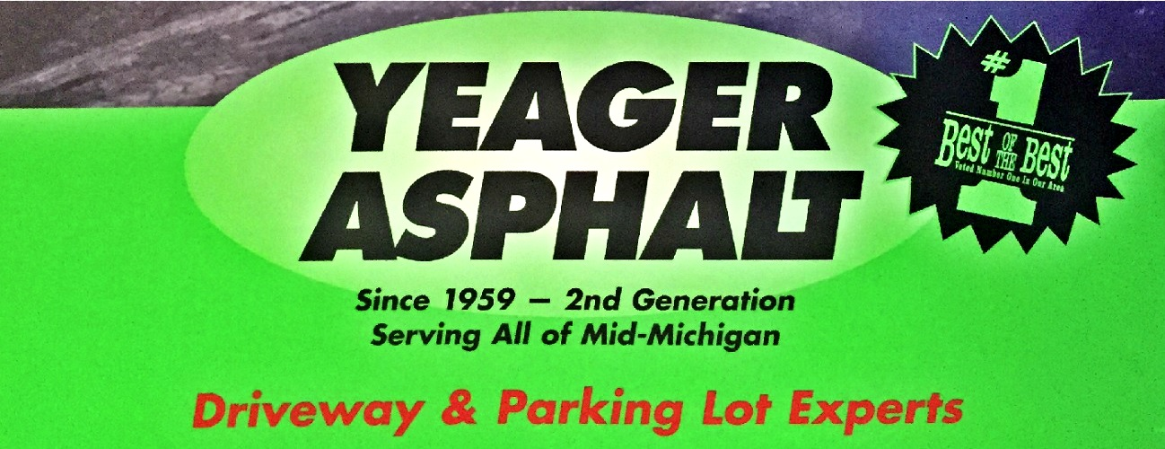 Yeager Asphalting Company Seal coating