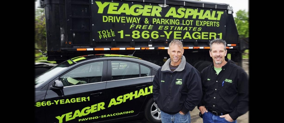 Yeager Asphalt Contact Us