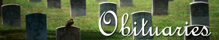 Local Sunnyvale California Obituaries