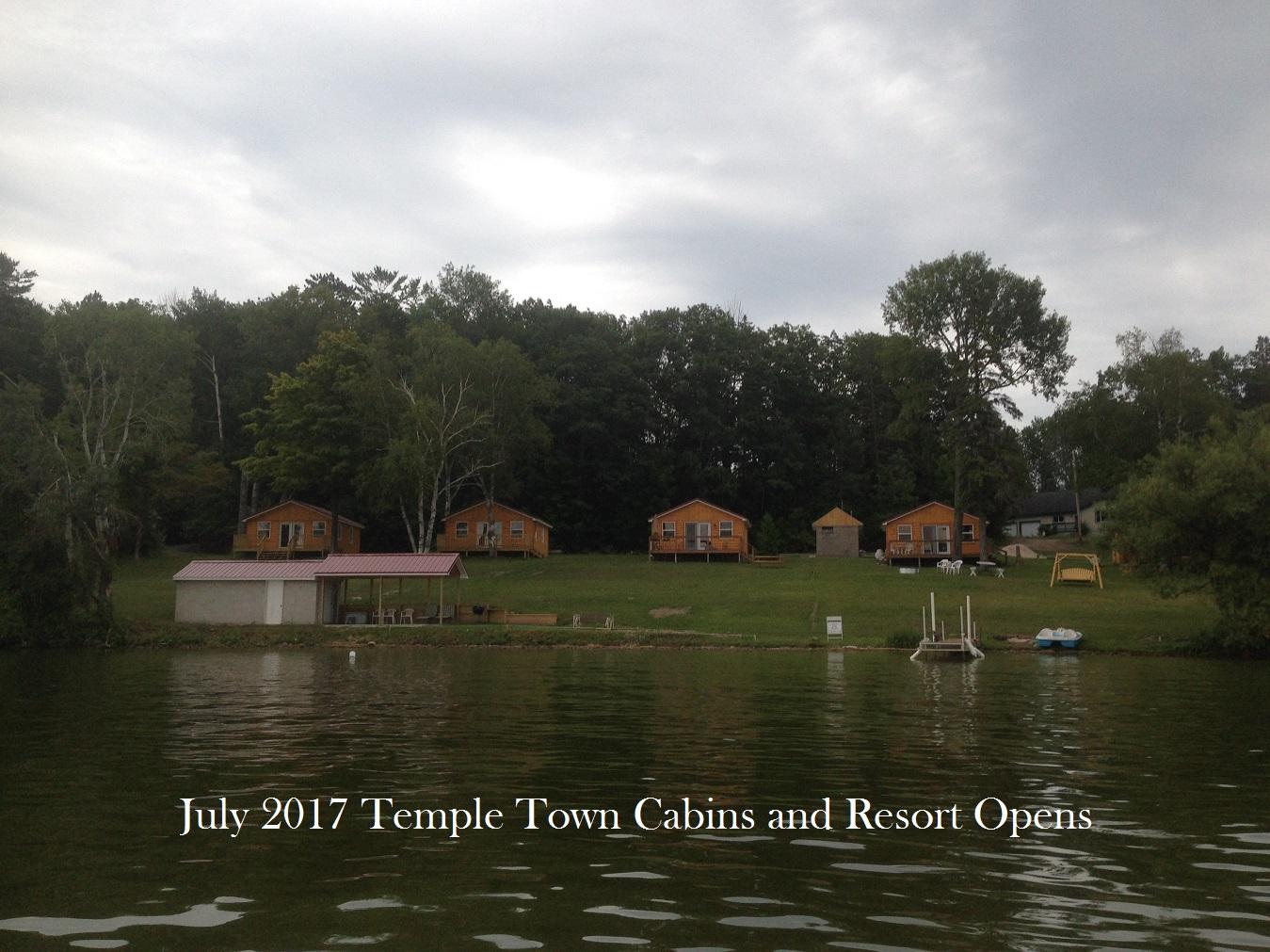Resort Opens 2017