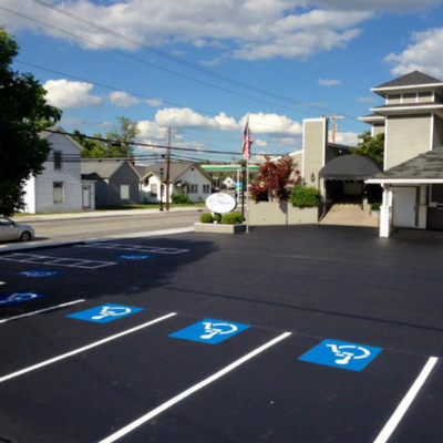 Affordable Asphalt Maintenance