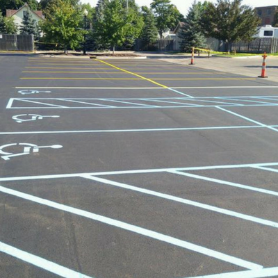 Affordable Asphalt Sealcoating