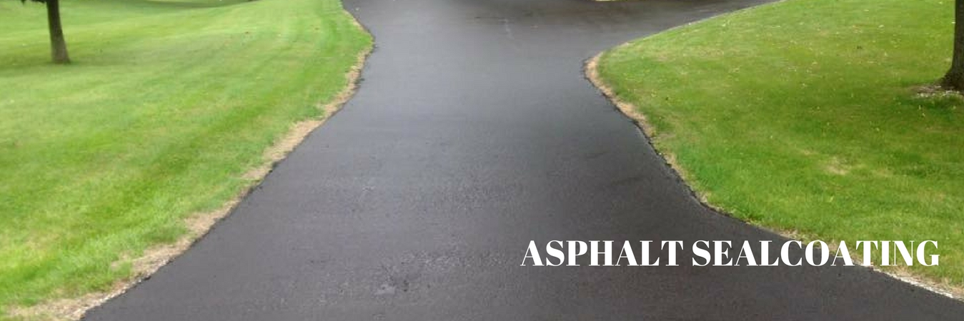 Local Asphalt Sealcoating