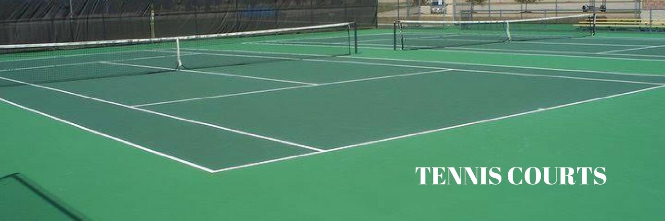 Tennis Court Installation Cost