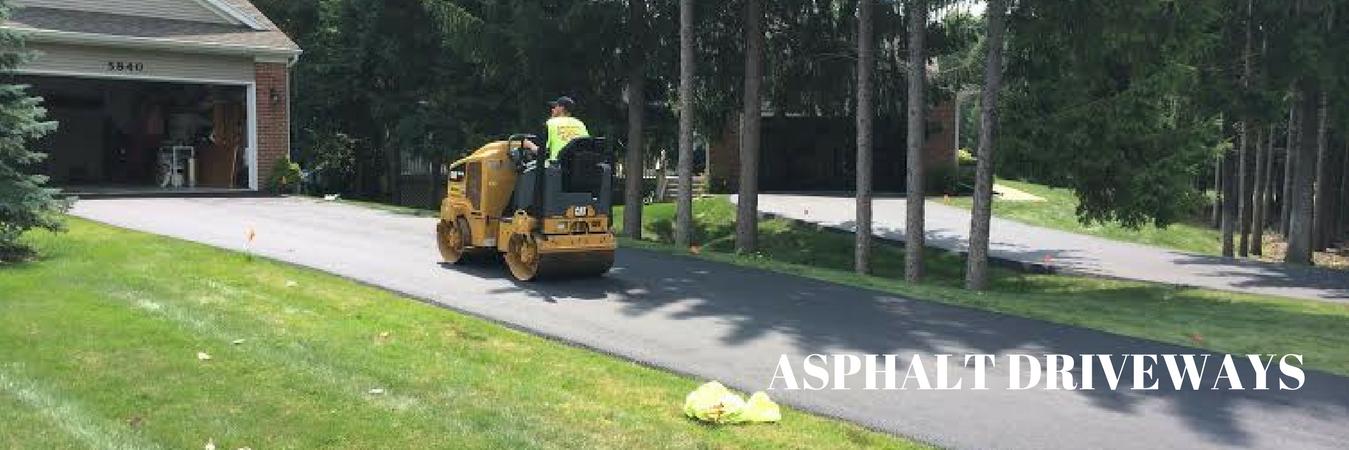 Asphalt Driveways Cost
