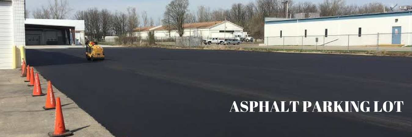 Commercial Asphalt Parking Lots