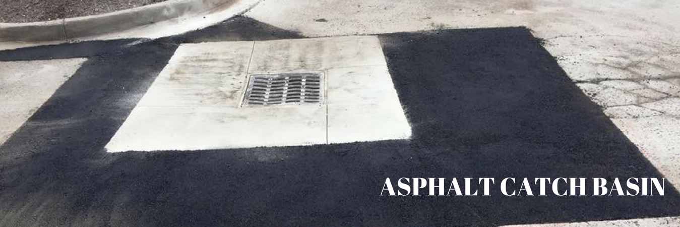 Sealcoating Asphalt Repair