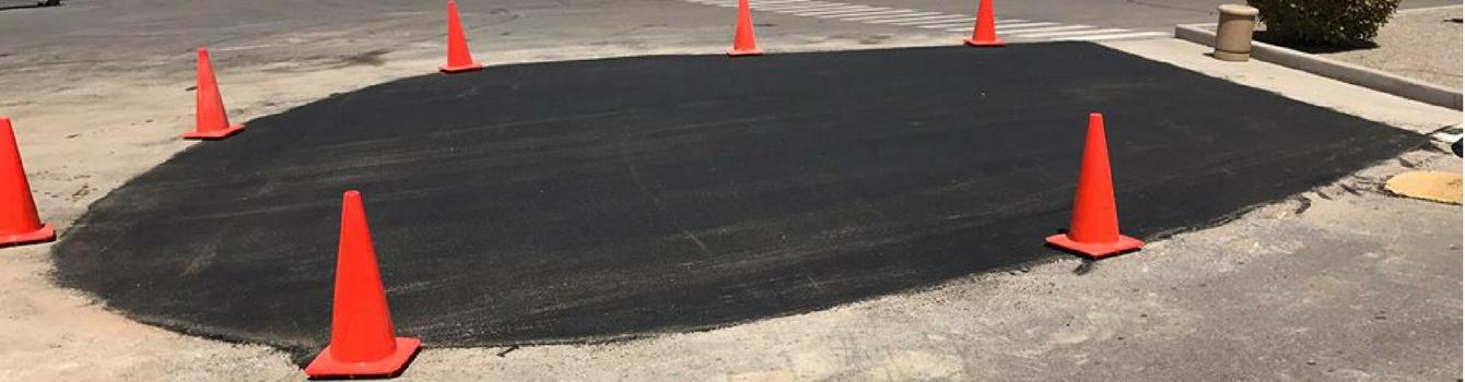 Asphalt Driveways Repair