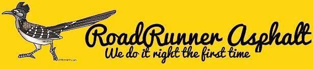 Road Runner Asphalt Logo