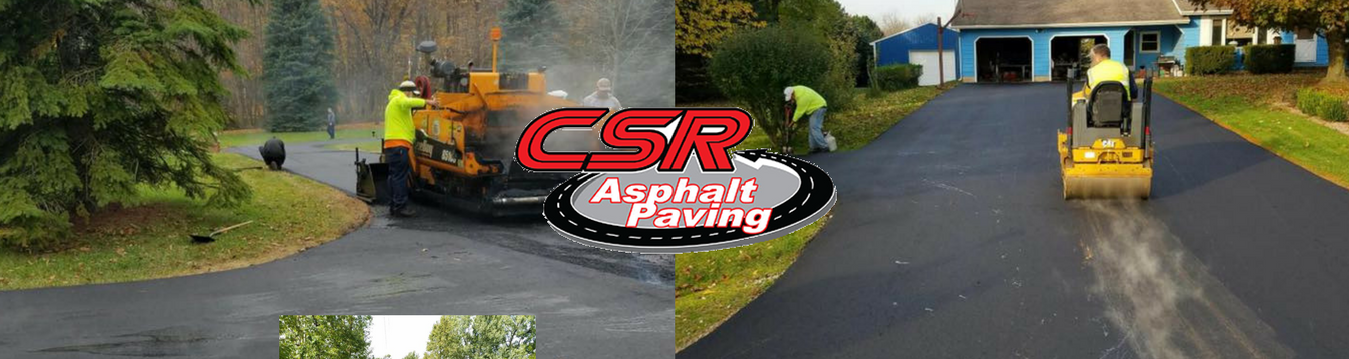 Custom Asphalt Driveways