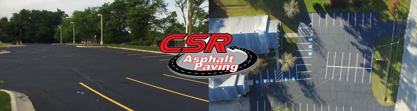 Commercial Asphalt Parking Lots