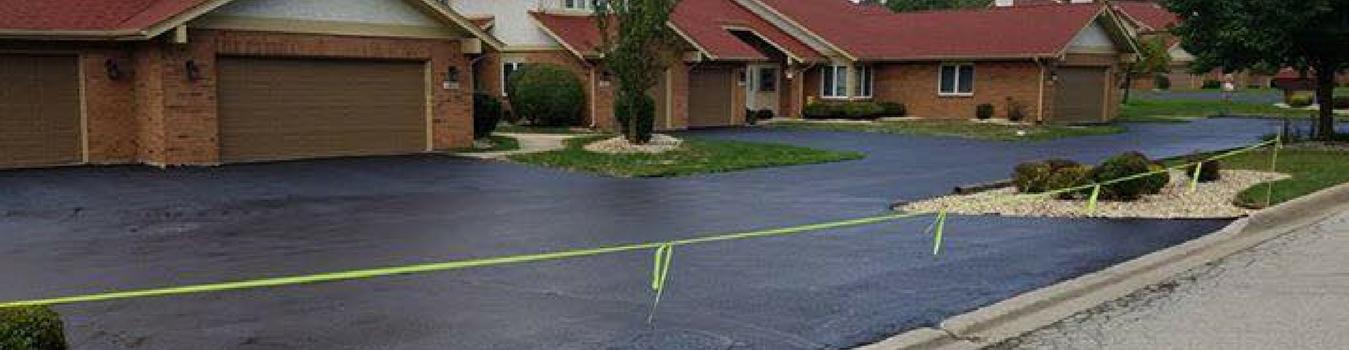 Repair Asphalt Parking Lots