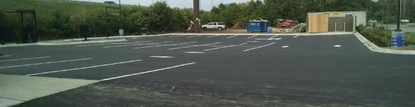 Asphalt Parking Lots