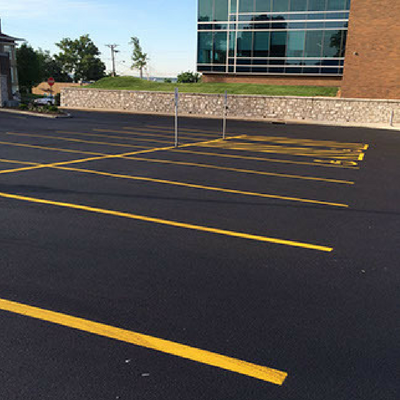 Top Rated Asphalt Sealcoating