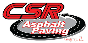 CSR Asphalt Paving & Construction LOGO