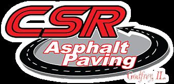 CSR Asphalt Paving & Construction LOGO