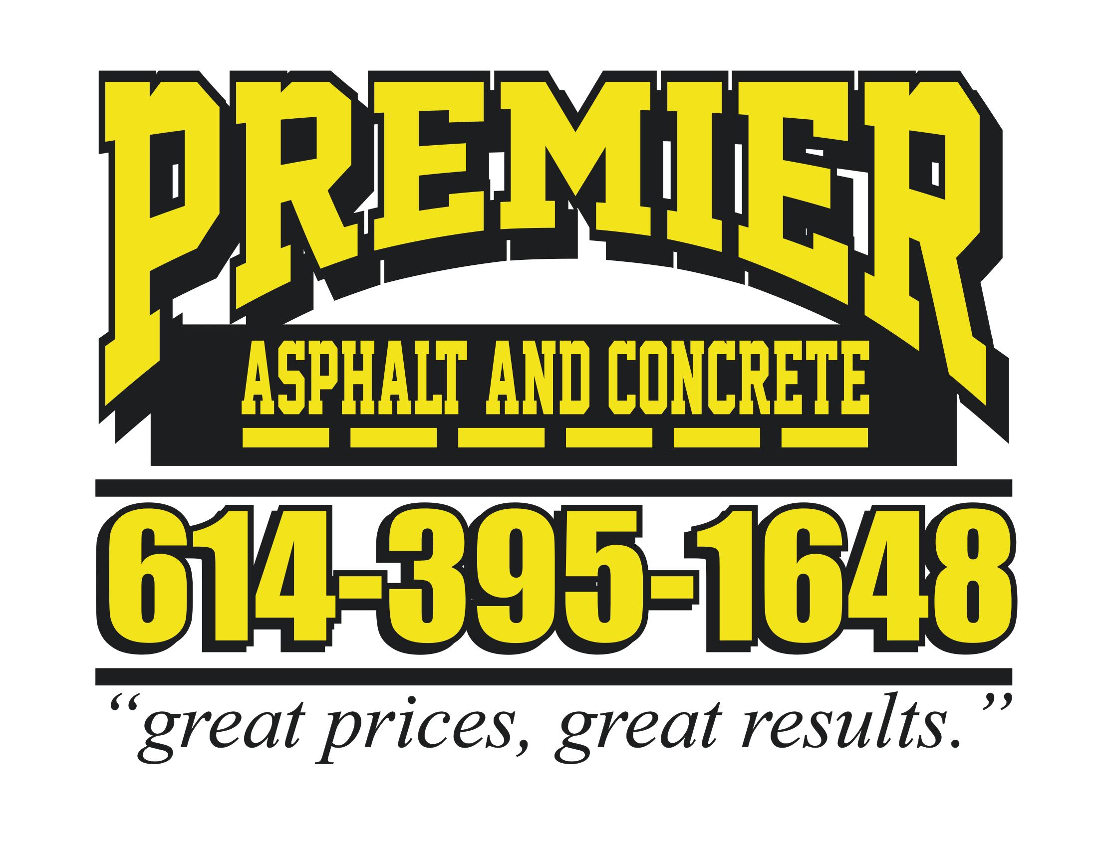 Premier Asphalt Sealing Company LOGO