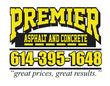 Premier Asphalt And Concrete Logo