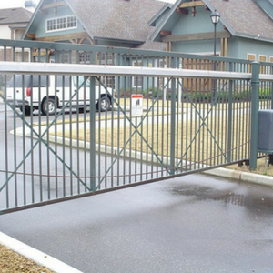 Automatic Gate Cost