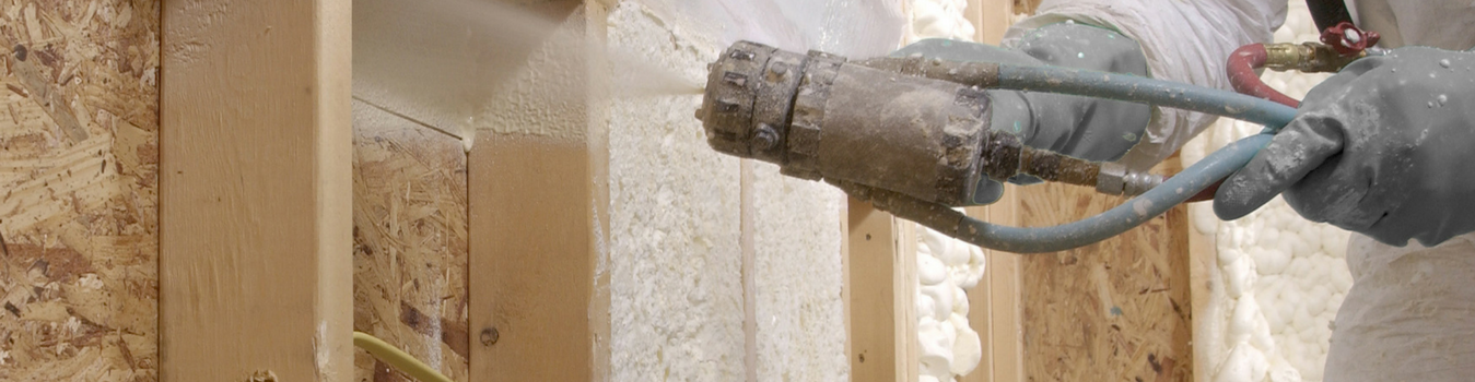 Residential Open Cell Spray Foam