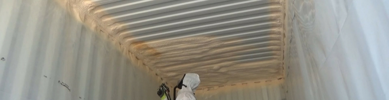 Closed Cell Spray Foam
