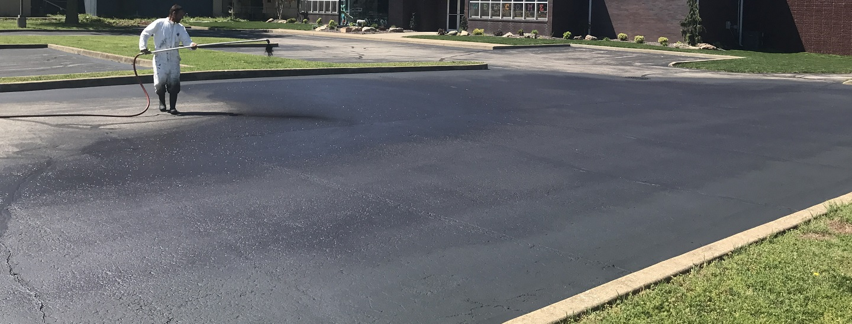 Parking Lot Asphalt Contractor