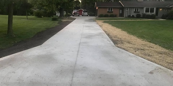 Concrete Patios Repair