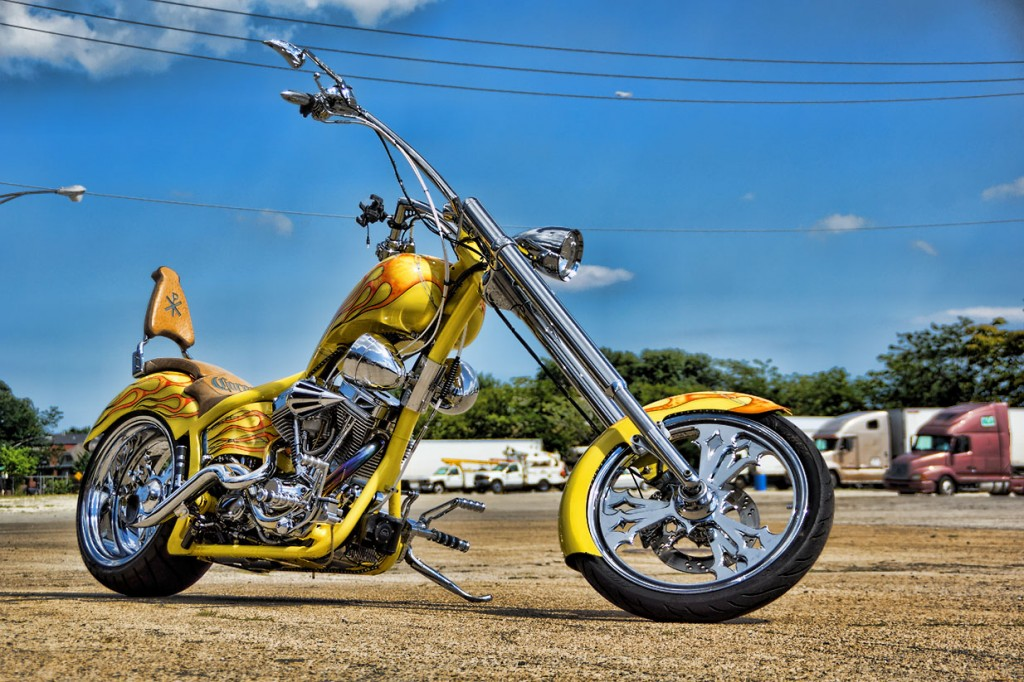 Best Custom Motorcycles