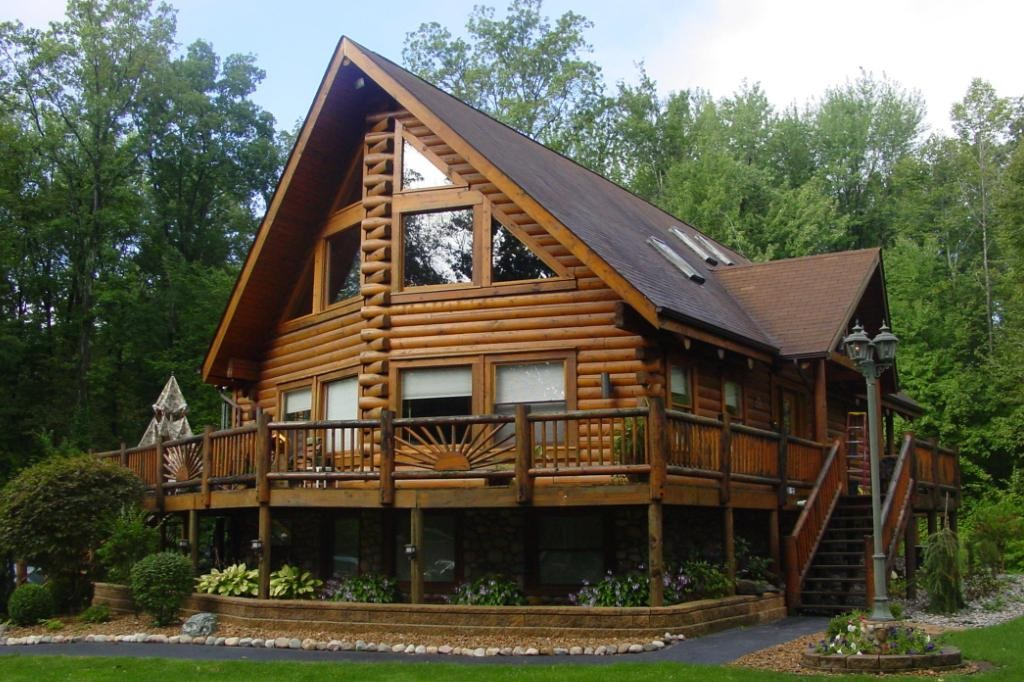 Log cabin houses san jose california the san jose ca log for Log cabin builders in california