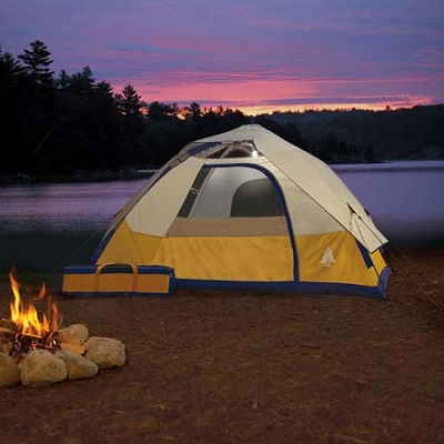 camping cost