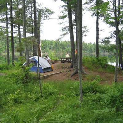 tent campgrounds